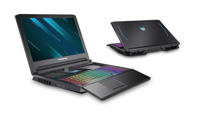 Acer lansează noile notebook-uri de gaming Predator Helios, Predator Triton și Nitro