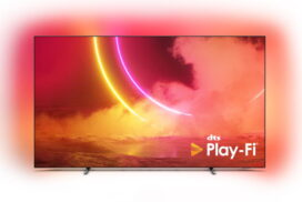 Philips TV este primul producator premium care integrează tehnologia audio DTS Play-Fi