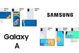 Samsung a prezentat oficial în România seria Galaxy A (A20s, A31, A41, A51, A51 cu 5G si A71)