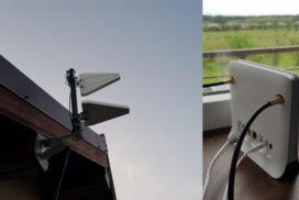 Mi-am instalat antenă externă 4G LTE ALP (800-3000MHz) pentru roterul ZTE MF255V de la Vodafone