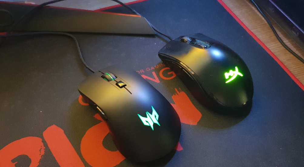 Mouse de gaming Acer Predator Cestus 310 PMW910-2