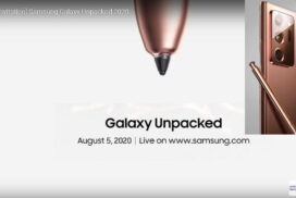 Samsung Galaxy Note20 se va lansa pe 5 August (Galaxy Unpacked)