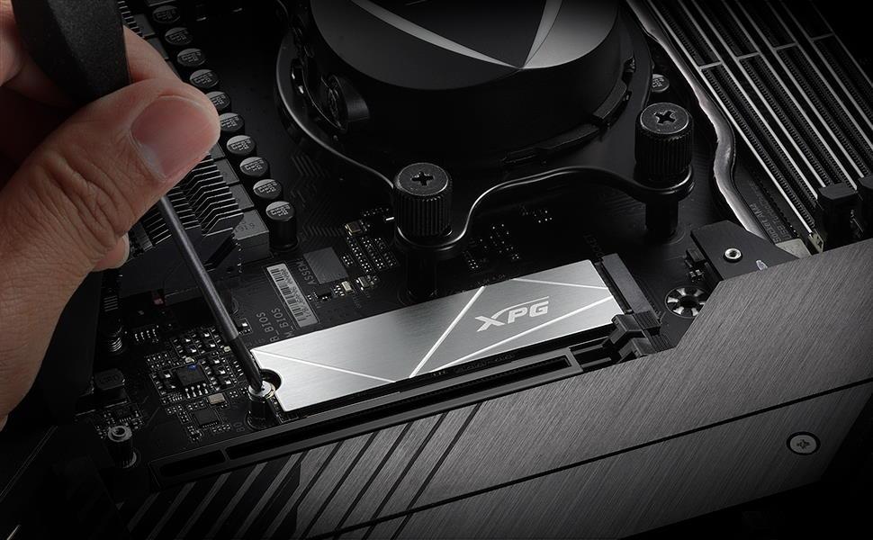ADATA lansează SSD-ul XPG GAMMIX S50 Lite PCIe Gen4x4 M.2 2280-2