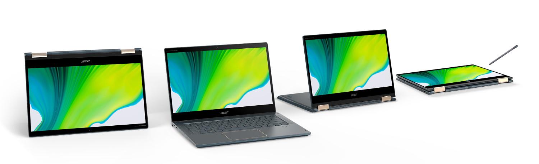 Acer Spin 7 este primul notebook din lume cu platforma Qualcomm Snapdragon 8cx Gen 2 5G și cu sistem de operare Windows-1