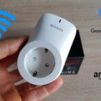 Am testat Tenda Beli SP3, o priză Smart Wi-Fi Plug compatibilă cu Alexa si Google Assistant