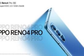 Seria OPPO Reno4 va fi disponibilă în curând şi în România