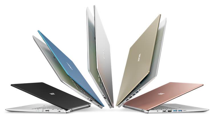 Acer anunță cele mai noi notebook-uri din seriile Swift, Spin și Aspire