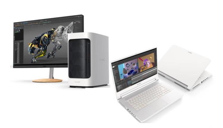 Acer anunta noi dispozitive ConceptD pentru creatorii de continut