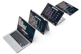 Acer lansează primul Chromebook cu Qualcomm Snapdragon 7c și conectivitate 4G LTE