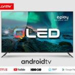 Allview lansează primele modele QLED cu Android TVcu diagonala de 50 inci si 65 de inci