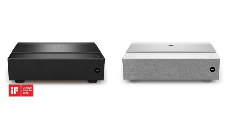 BenQ lansează V6000-V6050, un videoproiector Ultra Short Throw Laser True 4K cu spectru de culoare Wide DCI-P3