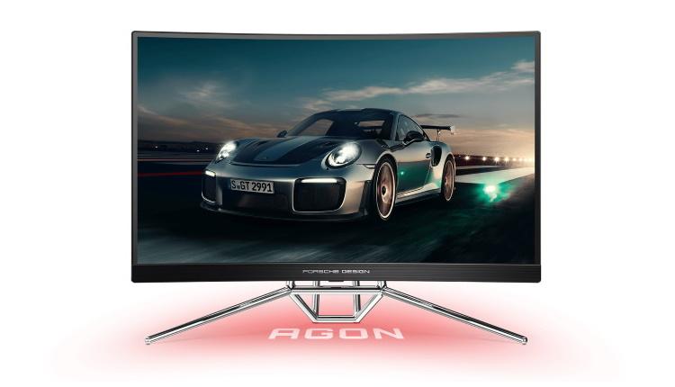 Monitor de Gaming Porsche Design AOC AGON PD27