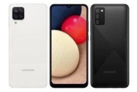 Samsung Galaxy A12 și Galaxy A02s, noile telefoane mid-range pentru 2021