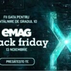eMAG Black Friday 13 Noiembrie 2020 - ediția a 10-a