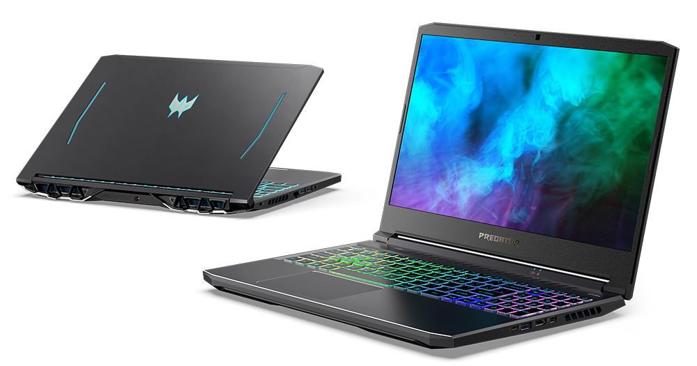 Acer a prezentat noile notebook-urile de gaming din seriile Predator Triton și Helios300_PH315-53