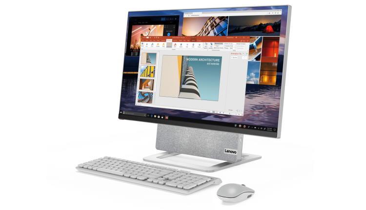 Lenovo anunță noi dispozitive la CES 2021 Yoga AIO 7 și dispozitive LAVIE