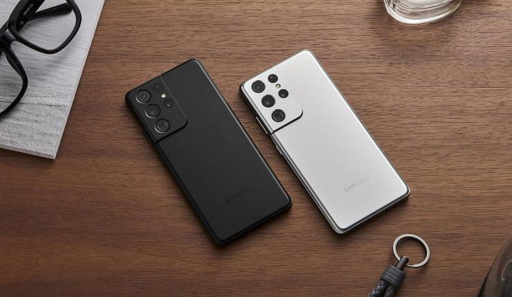 Samsung a lansat si Galaxy S21 Ultra