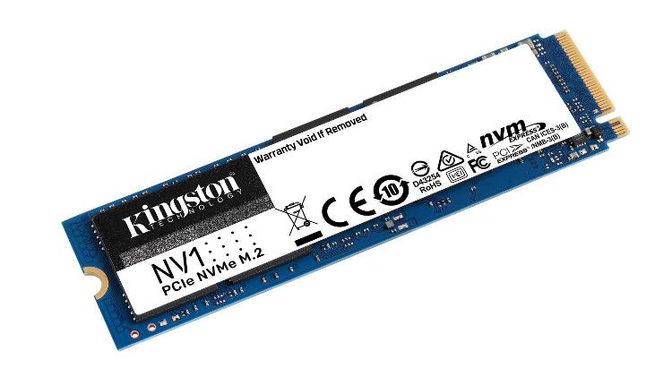 Kingston a lansat SSD-ul NV1 NVMe