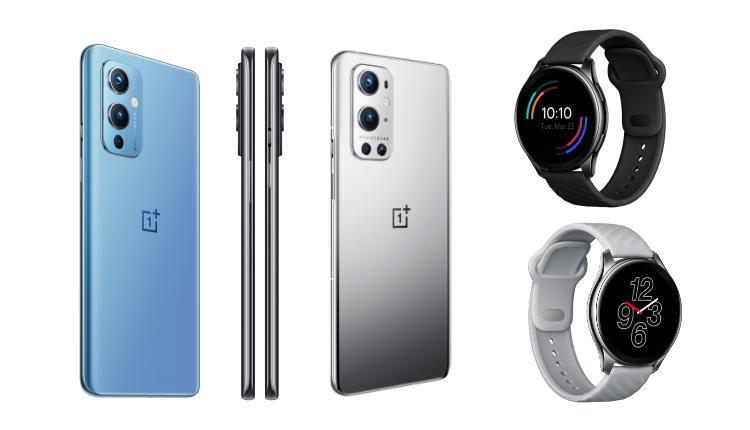 OnePlus a lansat OnePlus 9, OnePlus 9 Pro și primul său ceas inteligent, OnePlus Watch