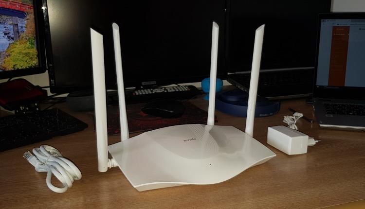 Am testat routerul Gigabit Tenda TX3 cu Wi-Fi 6 Dual-Band AX1800