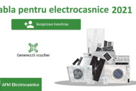 Programul Rabla pentru electrocasnice 2021 - cum iți faci cont pentru a putea beneficia de voucher